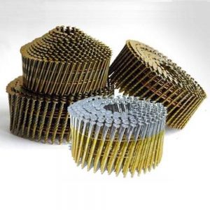 common coil nails/coil roofing nail