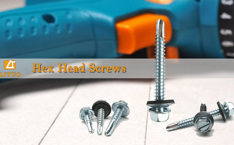 You Must Know The Hex Head Self Drilling Screws Application Before Purchase