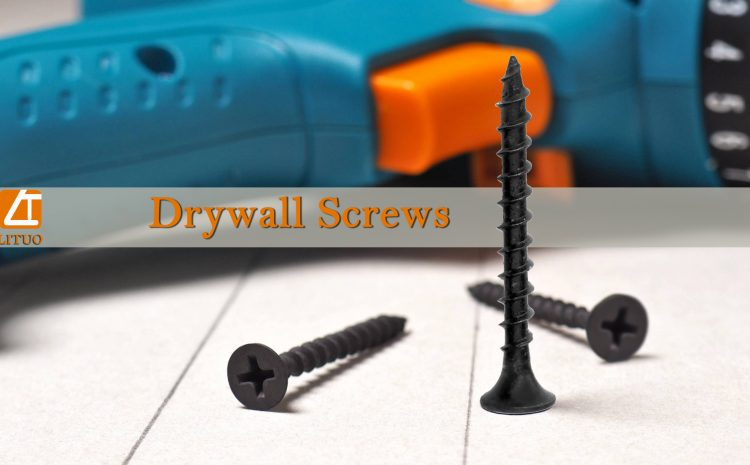 Drywall Screw: Entry-Level Drywall Screw Information