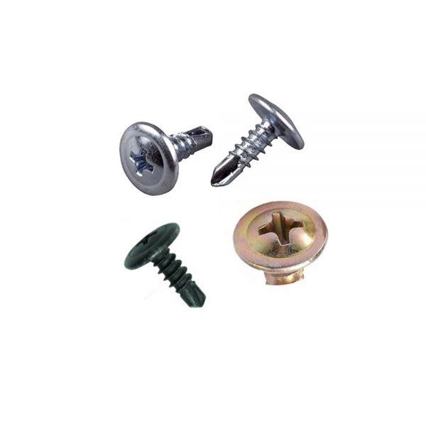 self tapping metal screws