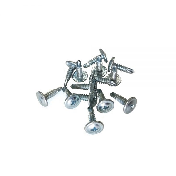 12 truss head screws self drilling