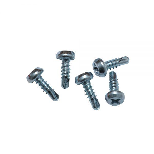 square drive pan head self drilling screws