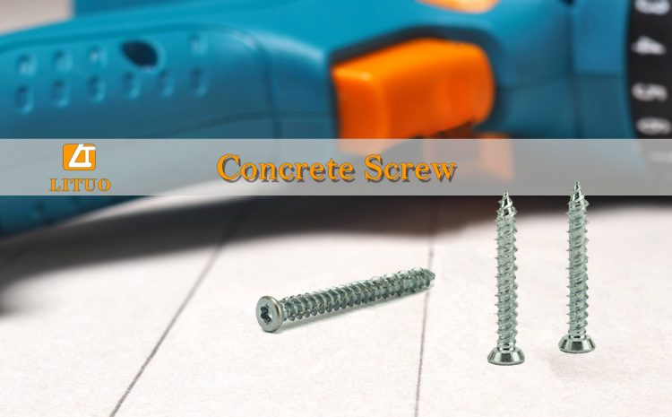 What Is The Concrete Screw?