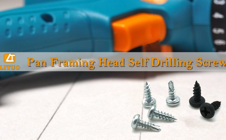 ABOUT PAN FRAMING HEAD SELF DRILLING SCREWS