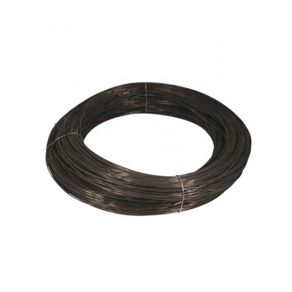 We offer black iron wire as one of the most economic wire materials for wire mesh weaving, welding, binding, and other uses.