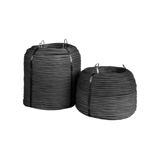 Black Annealed Wire Used as Tie Wire in Home Use