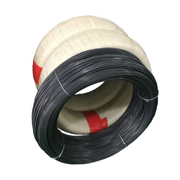Black Annealed Wire as Tie/Baling Wire in Buildings, Parks, Daily. Annealed Wire is made of carbon steel wire, used for weaving, baling in general.