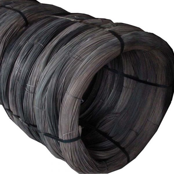 Wire Materials: Iron wire or carbon steel wire.