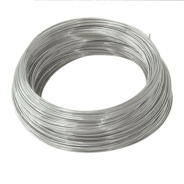 [Hot Item] High Quality Bwg 21 Galvanized Iron Wire Bending Wire