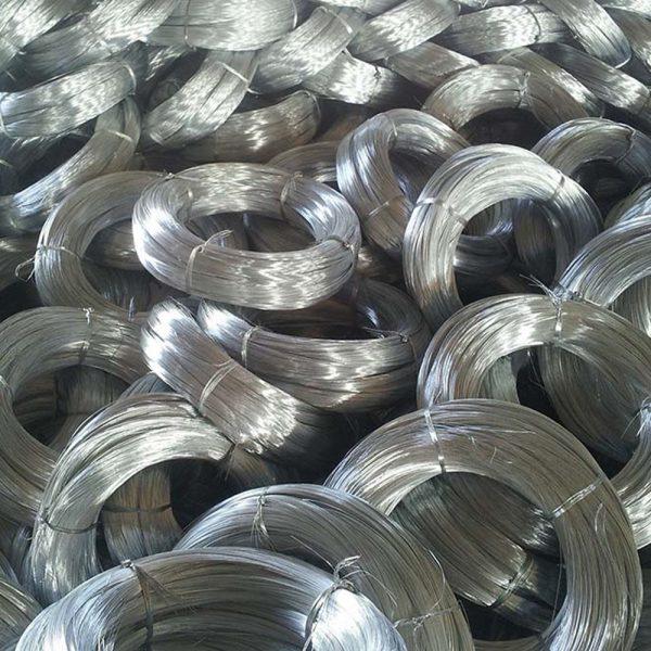 Rust Resistant Galvanized Iron Wire