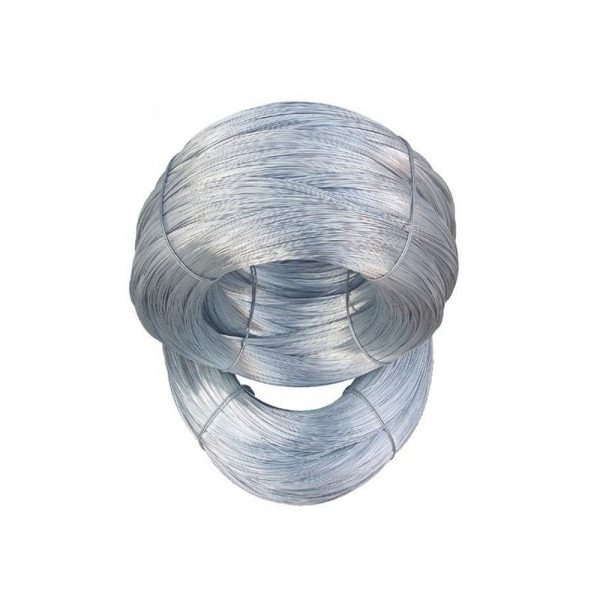 Construction Use Galvanized Iron Wire 20 Gauge Made In China