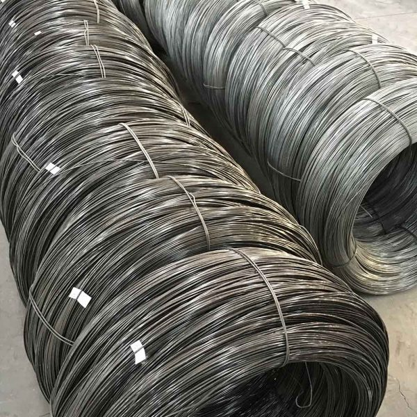 Wire rod is produced by warm rolling the billets on special, continuous rolling mills. It is a long product formed into coils and used as semi-products.