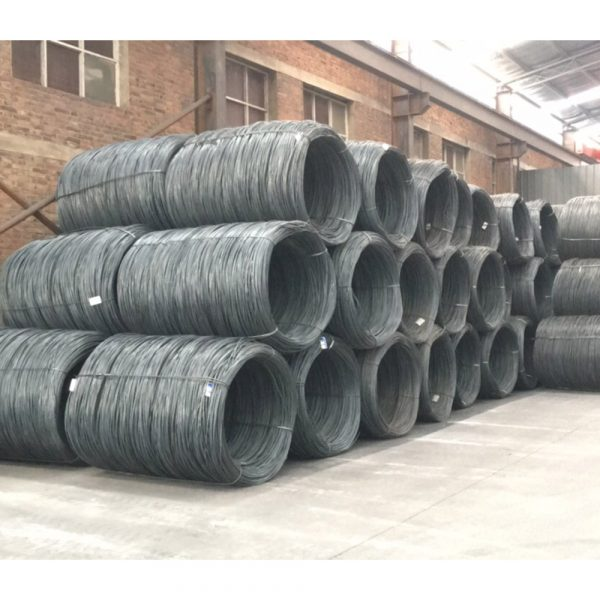 Rods for industrial use